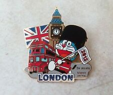 London 2012 Olympics TV Asahi Doraemon Japan Japanese Media Pin Not Rio