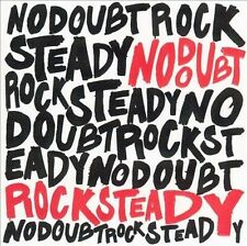 NO DOUBT Rock Steady CD NEW Sealed Gwen Stefani, Dumont, Kanal, Young Ocasek Ska