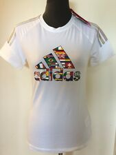 Adidas Team GB T-Shirt Womens Top UK 12 Olympics (17)