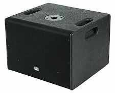 DAP  Subwoofer Bassbox DRX 10BA  600 Watt PA Box Aktive Bassbox mit Verstärker