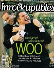 LES INROCKUPTIBLES  117./...WOO......VOLTE FACE.../.09 - 97
