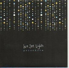 (418C) Parachute, We See Lights - DJ CD