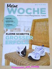 Weight Watchers Meine Woche 10.02.2013 - 16.02.2013 ProPoints™ Plan 360° *2013*