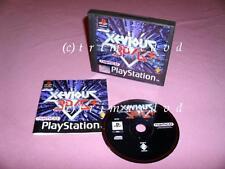 PS1 _ Xevious 3D/G+ _ Erstausgabe sehr guter Zustand _ Über 1000 Spiele im SHOP