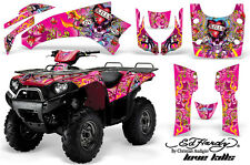 Kawasaki Brute Force 650/750i AMR Racing Graphics Sticker Kits 04-12 Decals EDLK