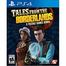 Tales From the Borderlands (Sony PlayStation 4, 2016) *USED*