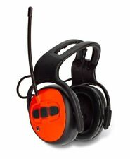 Husqvarna Hearing Protection with FM Radio / MP3 (AUX) Audio Input 578274901