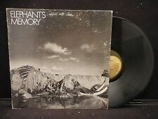 Elephant's Memory - Self Titled on Apple Records SMAS 3389 Gatefold