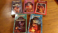 DragonLance Lot of 5 bks - Dungeons and Dragons, DnD, TSR