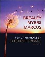 Fundamentals of Corporate Finance (McGraw-Hill/Irwin Series in Finance, Insuranc