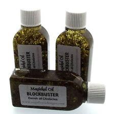 25mls Blockbuster Magickal Herbal Anointing Incense Oil
