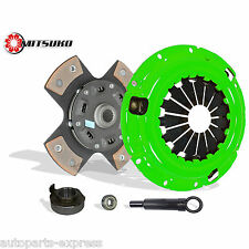 CLUTCH KIT STG3 MITSUKO FOR 93-02 FORD PROBE GT MAZDA 626 MX-6 MX-3 1.8L 2.5L V6
