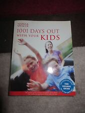 marks and spencer 1001 days out with your kids book school holiday ideas