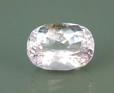 Top Morganite: 8,53 CT naturale Rosa Morganite (Rosa smeraldo) Top Luster