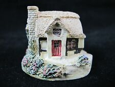 Cuggly Wugglies Collection by EPL Miniature Thatched Cottage Figurine England