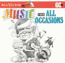 Greatest Hits Series-Music For All Occasions  CD NEW