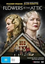 Flowers in the Attic : New DVD V.C. Andrews Ellen Burstyn