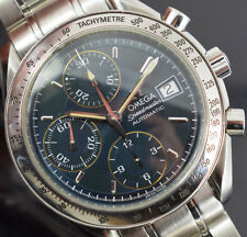 OMEGA SPEEDMASTER DATE 3513.50 AUTOMATIC CHRONOGRAPH GENERIC BOX /WARRANTY