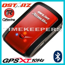 Qstarz bt-q1000ex 10hz GPS Data Logger RACING LAP TIMER & software di analisi