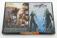 Final Fantasy VII (7) Advent Children Anime DVD New USA