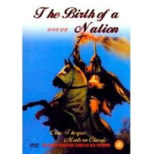 The Birth of a Nation (1915) DVD - D.W. Griffith (New & Sealed)