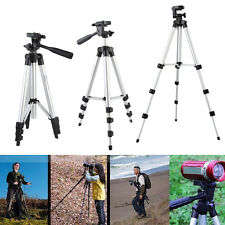 Universal Video Camera Camcorder Tripod Monopod Stand for Nikon Canon DSLR w/Bag