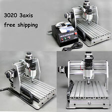 250W 3020 CNC Router engraver / engraving drilling and milling machine 220V/110V