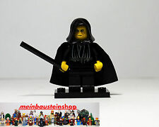 LEGO ® star wars MINIFIGUR, personnages, sw041 empereur palpatine, 3430, 7166, 7200