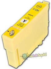 Yellow T1294 Apple Ink Cartridge (non-oem) fits Epson Stylus Office BX305FW