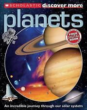 Scholastic Discover More: Planets by Penelope Arlon and Penny Arlon (2012,...