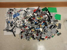 8.5  pounds of Legos Star wars loose blocks  At-At and 8971 helicopter  nice!
