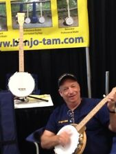 BANJO-TAM BANJO, OPEN BACK MODEL, LIMITED TIME FREE SHIPPING SALE
