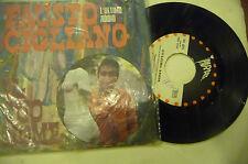 """FAUSTO CIGLIANO""""L'ULTIMO ADDIO-disco 45 giri PARADE It 1967"""""""
