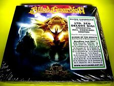 BLIND GUARDIAN - AT THE EDGE OF TIME | LIMITED 2CD DIGIPACK  |  Shop 111austria