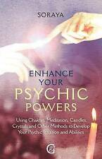 Enhance Your Psychic Powers by Soraya (Paperback, 2015)