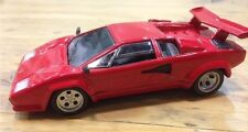 ITALIANO EF08 LAMBORGHINI COUNTACH LP500-ROSSO-SCALA 1/43 BUBBLE PACK - 1 ° Post