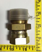 "3/4"" FEMALE SWIVEL COUPLING STEEL NNB -"
