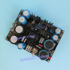 Adjustable High Voltage & Dual Low Voltage DC Regulator Soft Start for Tube Amps