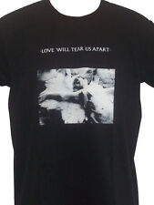 "Da Uomo Joy Division T shirt ""Love Will dividerci"""