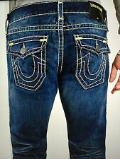 TRUE RELIGION RICKY SUPER T MEN JEAN CPPM DAY SHADOWS M859NU06 NWT 40W $369