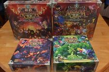 Arcadia Quest: Inferno by CMON - Hell of a Pledge Kickstarter IN-HAND!