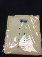 Scottish Ghillie Shirt in Cream - Size Small