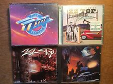 ZZ Top [7 CD] Sixpack: Mud Tres Hombres Tejas + Recycler + Rhythmeen + VERY BEST