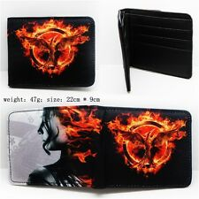 USA Seller - NEW - Universal Movie Hunger Game Mockingbird Bi Fold Wallet