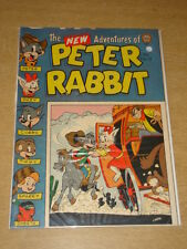 PETER RABBIT #15 FN- (5.5) AVON COMICS NOVEMBER 1952