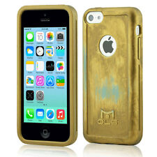 Coque antichoc MOLS Limited Edition coloris gold pouriPhone 5c