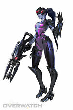 Over Watch WidowMaker  Cosplay Costume Custom