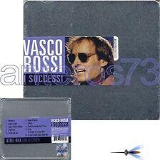 """VASCO ROSSI """"I SUCCESSI"""" CD STEEL BOX COLLECTION 2008"""