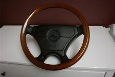 Volante de Madera Mercedes E500 (W124, W201, W202) AMG, BRABUS, LORINSER
