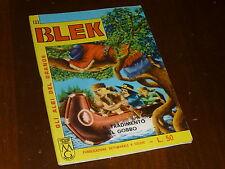 GLI ALBI DI BLEK NUMERO 133 Ed DARDO 1966 - EDICOLA !!